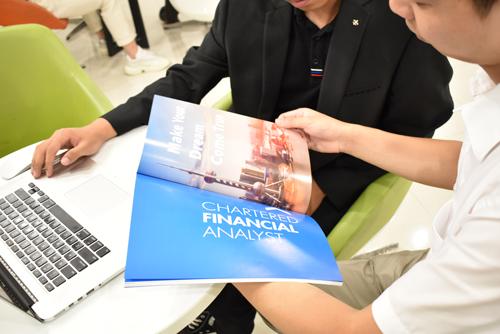 金融硬核证书:CFA考试全A通过后,又加入FRM考试!